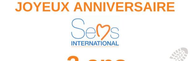 Sems International a déjà trois ans !